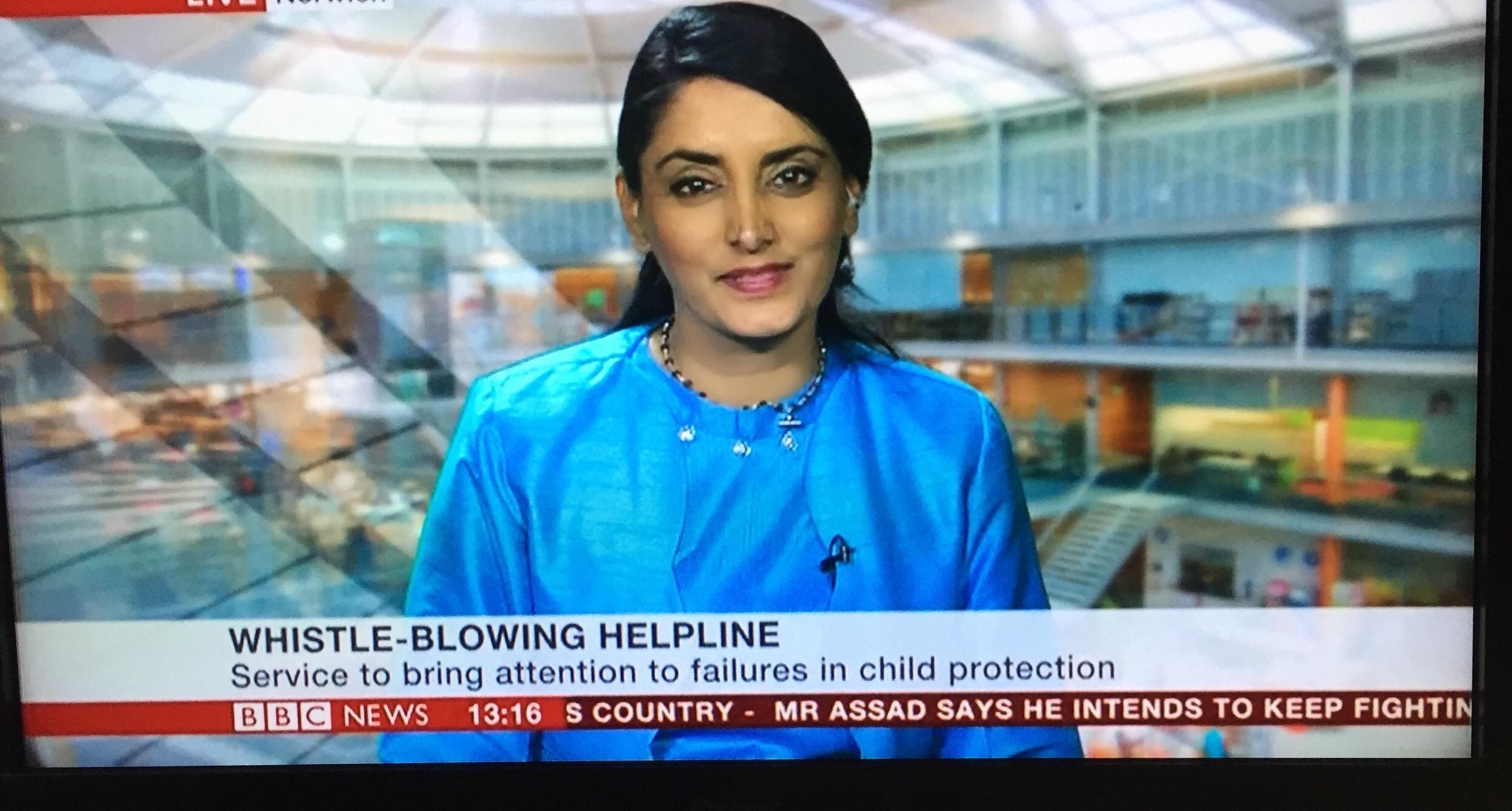 Aneeta Prem Rotherham Abuse BBC News