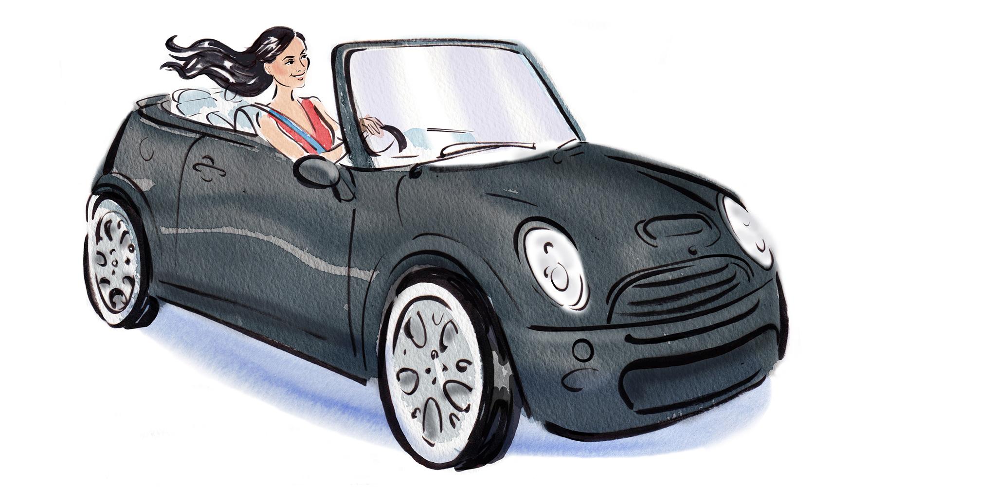 Aneeta Prem Driving