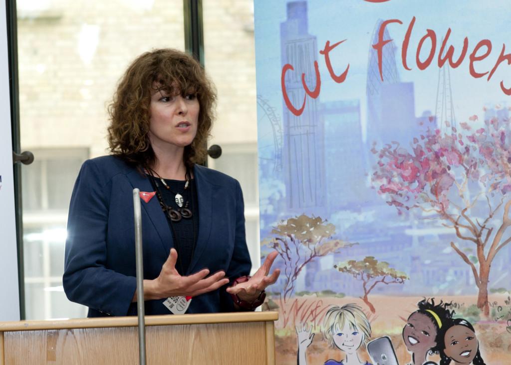 Gina Soas, Cur Flowers Presentation