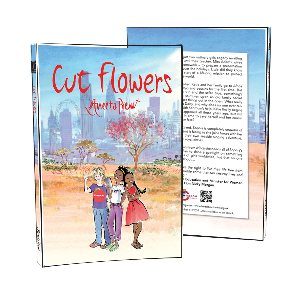 Cut Flowers Cover