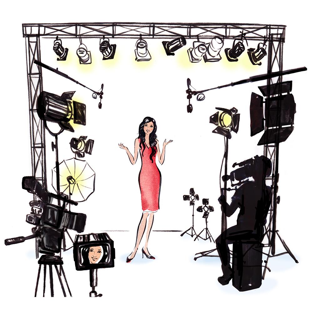 Aneeta Prem in media